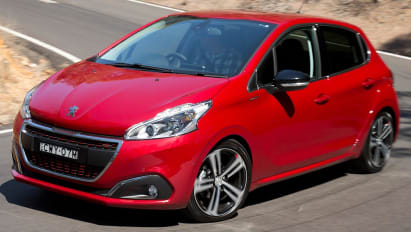 2016 peugeot 208 active review road test carsguide. Black Bedroom Furniture Sets. Home Design Ideas