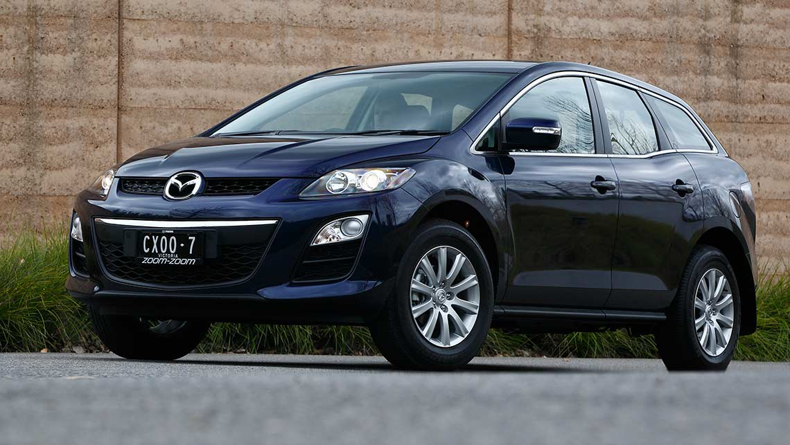 mazda cx 7 used review 2009 2012 carsguide. Black Bedroom Furniture Sets. Home Design Ideas