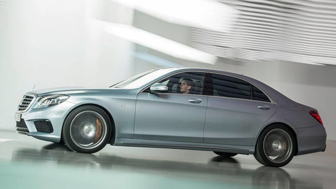 2014 mercedes s65 amg to debut in la car news carsguide for 2014 mercedes benz s65 amg coupe