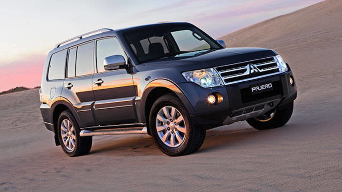 mitsubishi pajero used review 2009 2011 carsguide. Black Bedroom Furniture Sets. Home Design Ideas