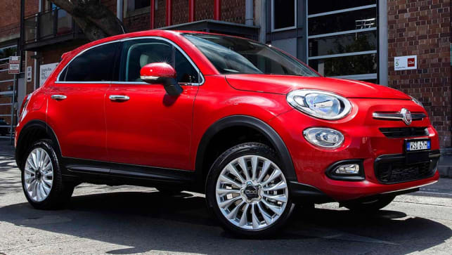fiat 500x lounge 2017 review road test carsguide. Black Bedroom Furniture Sets. Home Design Ideas