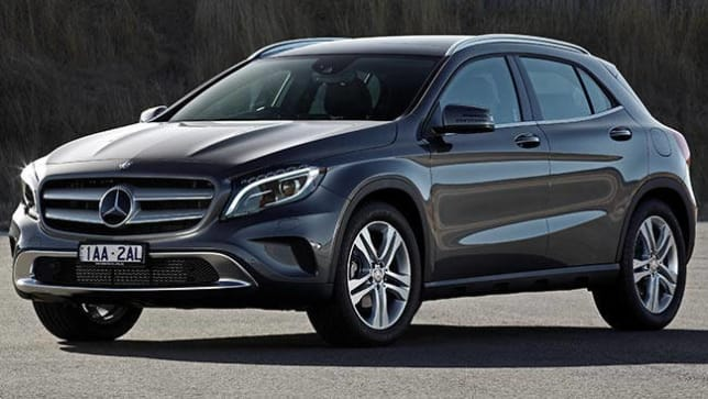 2014 mercedes benz gla 200 cdi review first drive carsguide. Black Bedroom Furniture Sets. Home Design Ideas