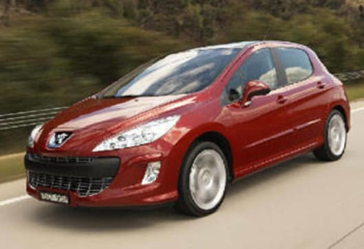 2008 peugeot 308 xse review carsguide. Black Bedroom Furniture Sets. Home Design Ideas