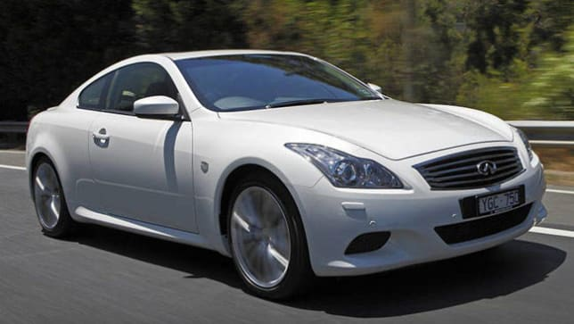 Infiniti G37 S Coupe Review 2013 Carsguide