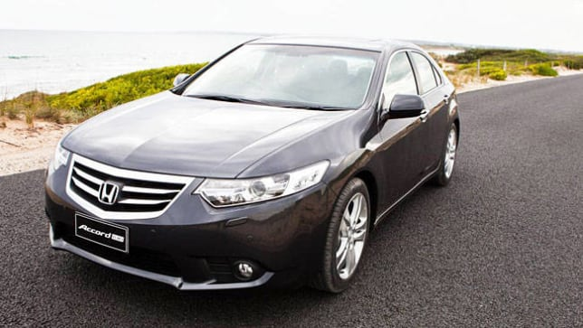 honda accord euro luxury car news carsguide. Black Bedroom Furniture Sets. Home Design Ideas