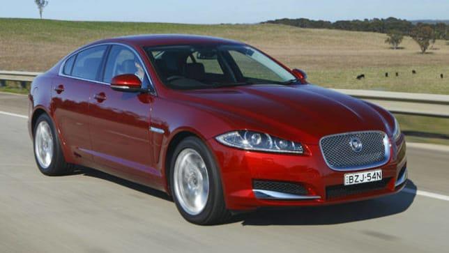 2012 Jaguar Xf Luxury 2 2 Turbodiesel Review Carsguide