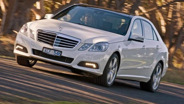 Mercedes benz e350 review carsguide for How much is mercedes benz