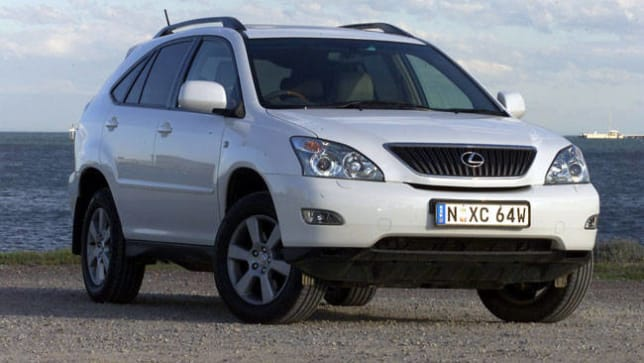 lexus rx330 used car review 2003 2006 carsguide. Black Bedroom Furniture Sets. Home Design Ideas
