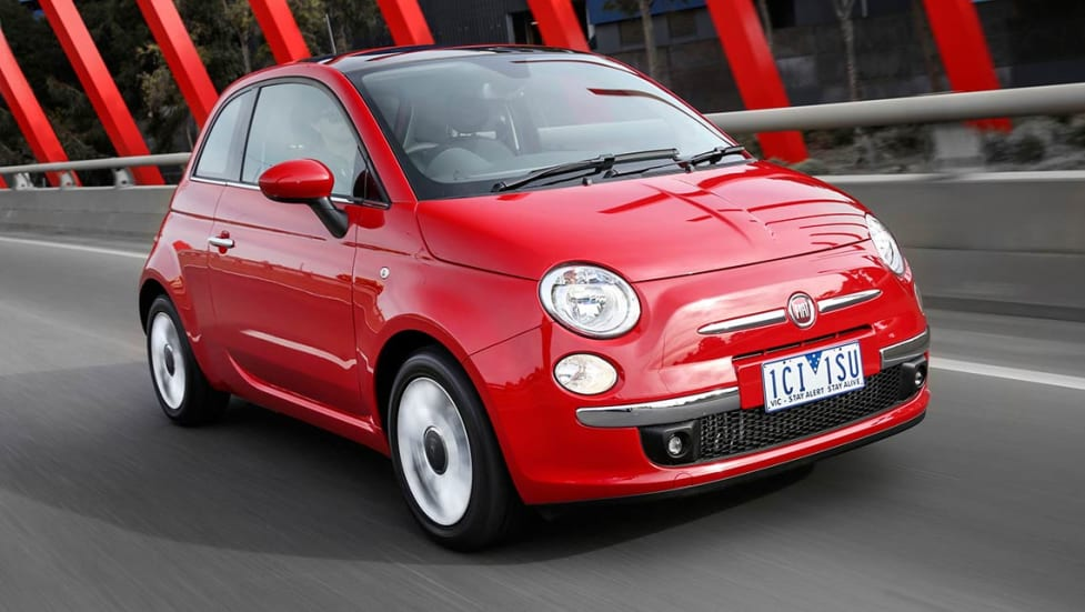 new fiat 500 review carsguide. Black Bedroom Furniture Sets. Home Design Ideas