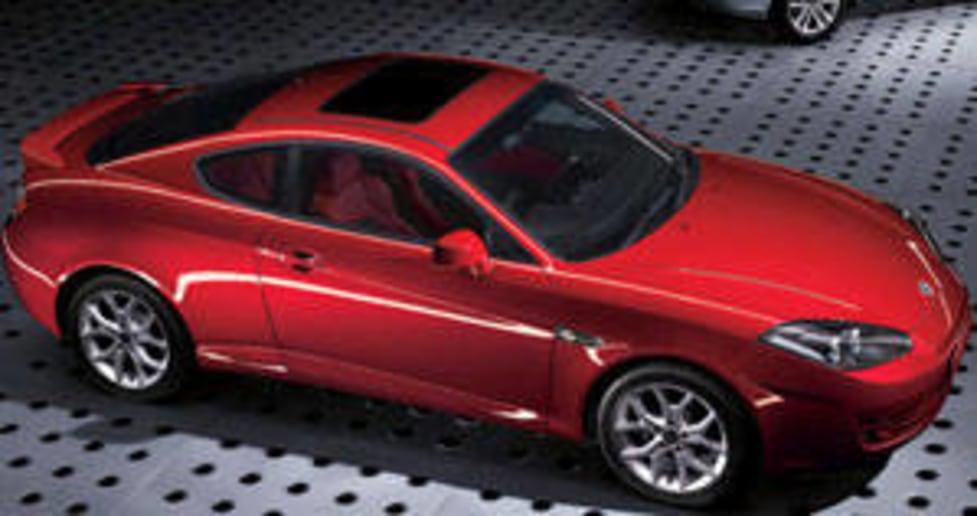 Hyundai Tiburon Used Review 2002 2010 Carsguide