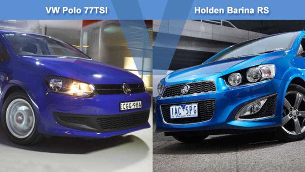 Holden Barina Hatch Review Carsguide