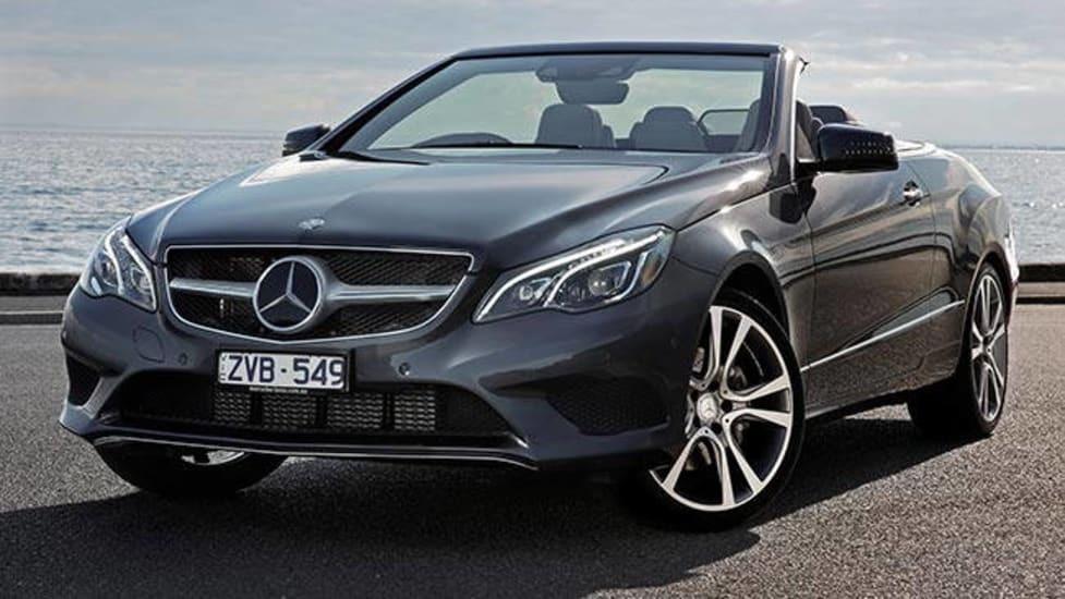 New mercedes benz e250 convertible review carsguide for New mercedes benz convertible