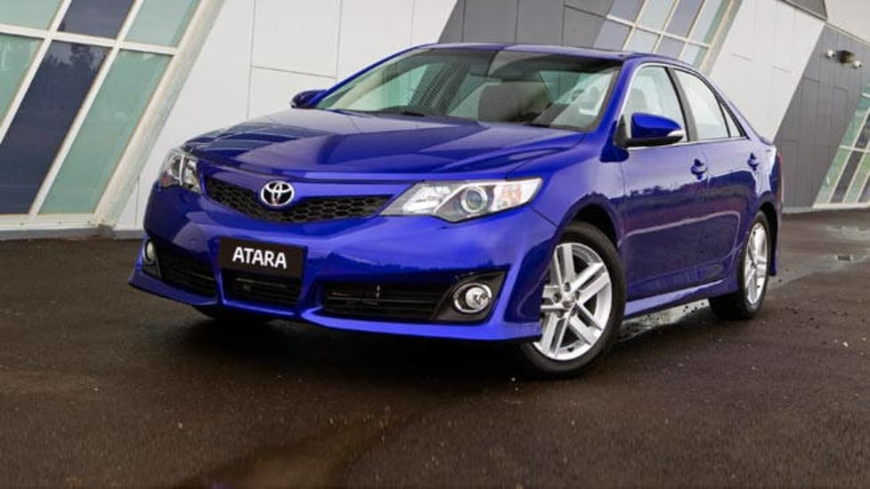 2012 toyota camry first drive review carsguide. Black Bedroom Furniture Sets. Home Design Ideas