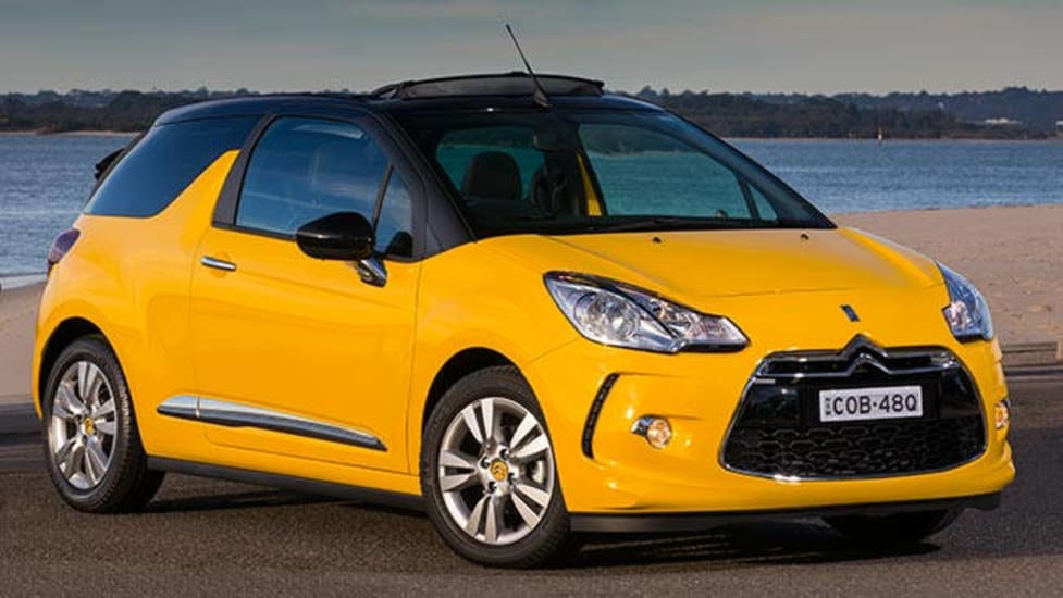 2014 citroen ds3 sport review carsguide. Black Bedroom Furniture Sets. Home Design Ideas