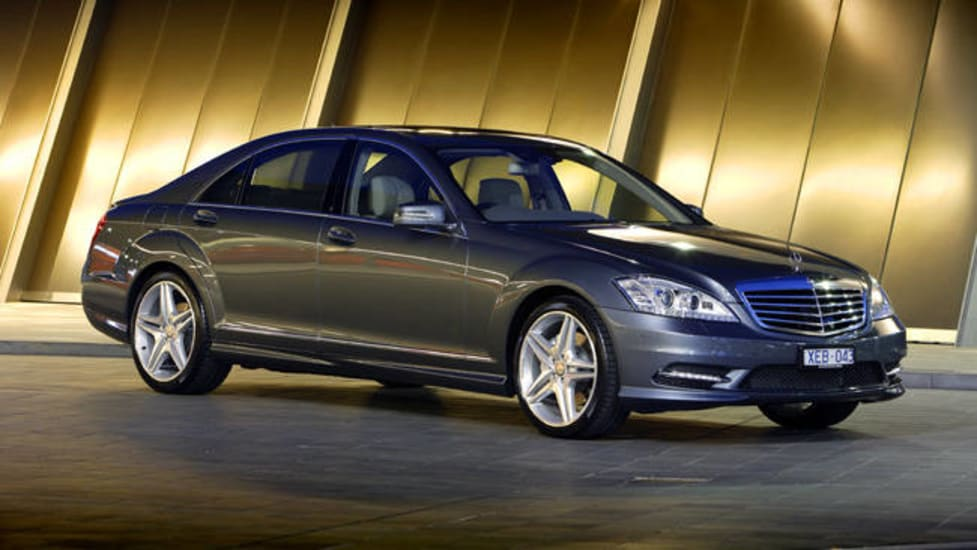 Mercedes benz s350 review carsguide for 2013 mercedes benz s class