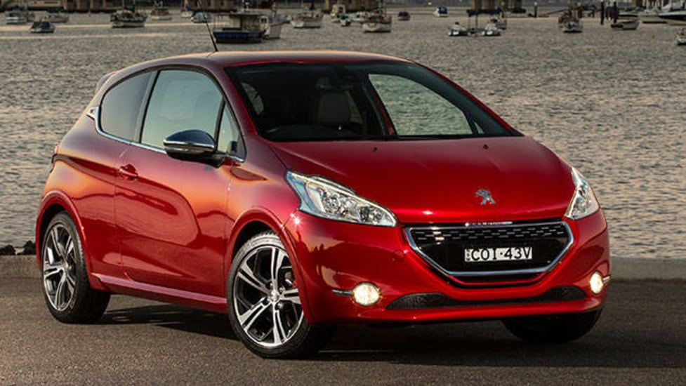 peugeot 208 allure sport 2013 review carsguide. Black Bedroom Furniture Sets. Home Design Ideas