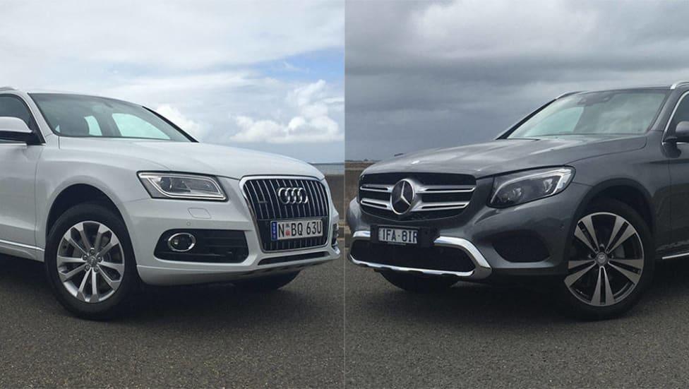 2015 mercedes benz glc review first drive video carsguide for Mercedes benz glc review