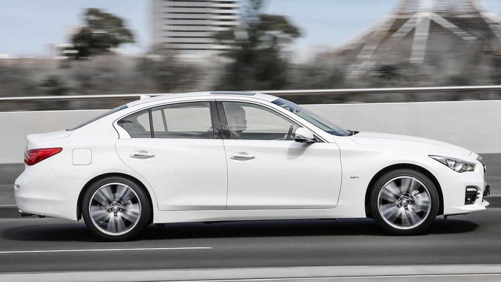 2014 Infiniti Q50 Review Carsguide