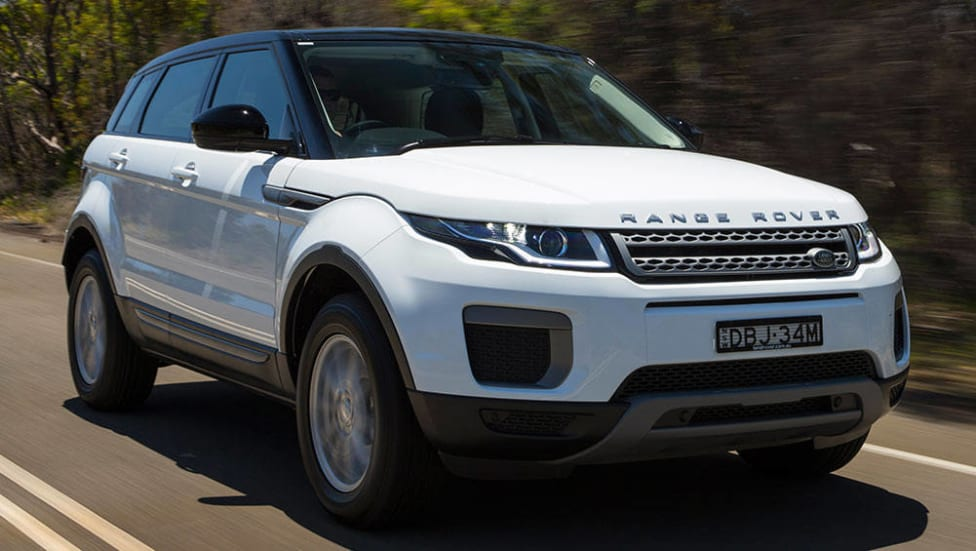 2016 Land Rover Range Rover Evoque Review First Drive Video Carsguide