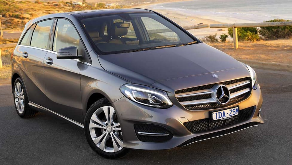 2015 mercedes benz b class review carsguide. Black Bedroom Furniture Sets. Home Design Ideas