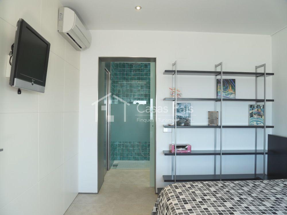 Magnífic apartament - duplex a primera línia de mar a l'Estartit (Costa Brava)