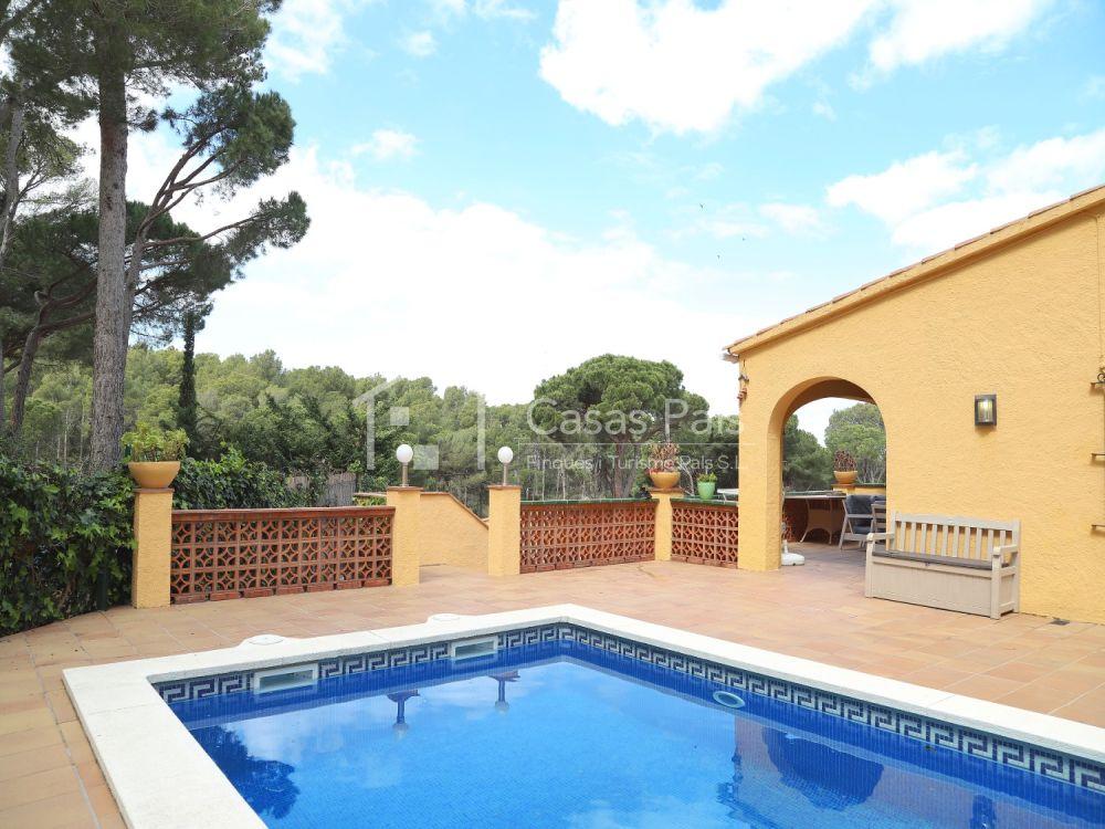 Xalet amb piscina privada
