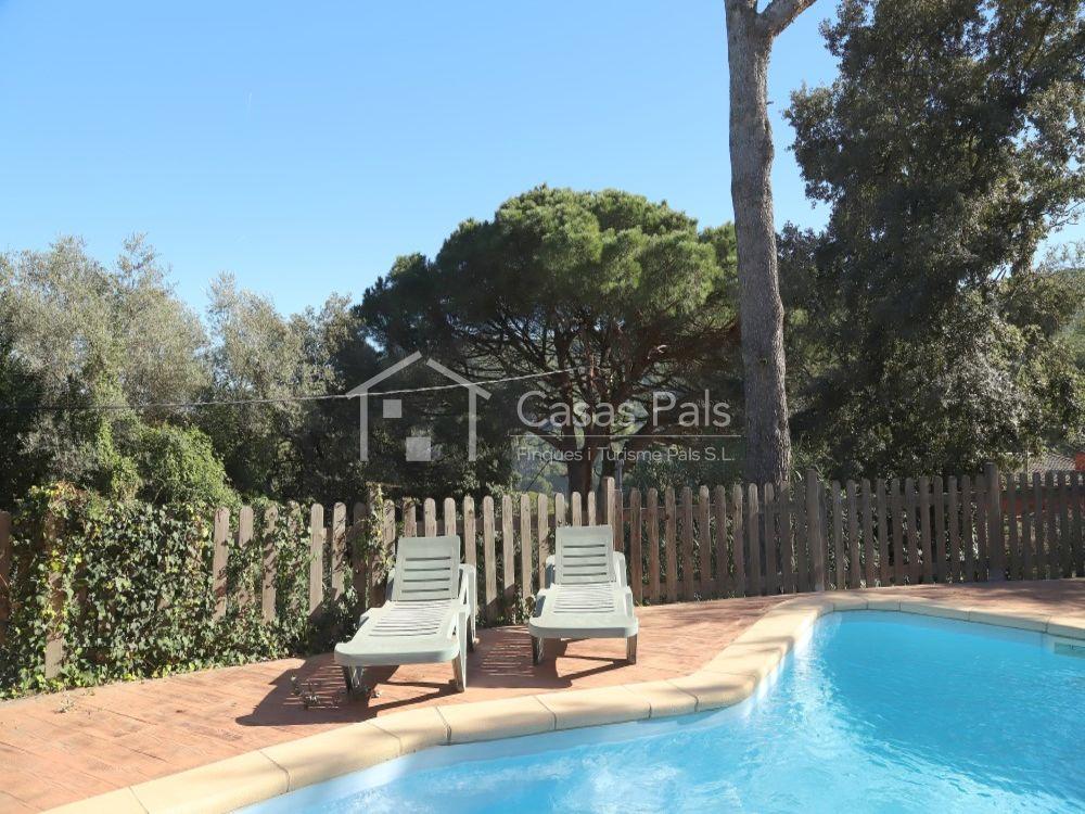 Villa with private swimming pool