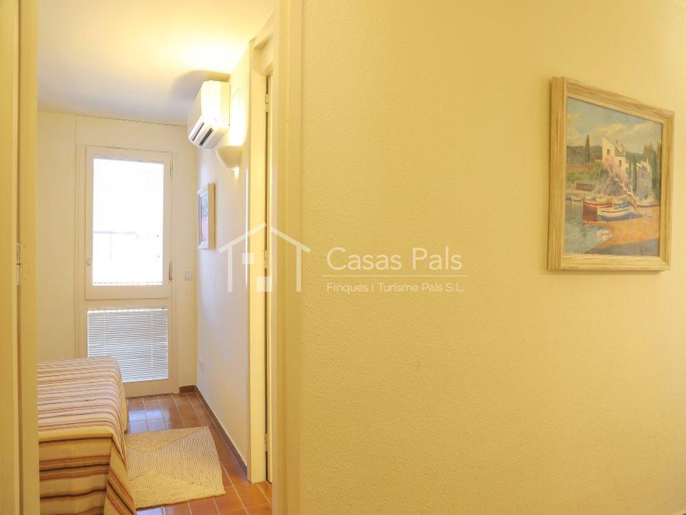 Appartment au dernier étage du complexe d'appartements Villa del Golf