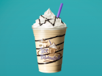 White chocolate Dream Ice Blended Drink