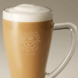 Flavored Lattes (HOT)