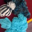 crochet loopys and hats