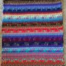 Scrap Yarn Baby Afghan