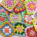 Granny Squares For My New Cardigan