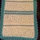 own pattern crochet blanket