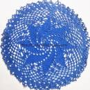 Free Crochet Pattern Pinwheel Doily