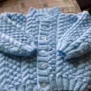 boys blue blackberry pattern