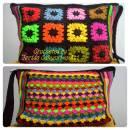 Trendy colorful bag
