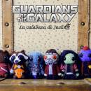 Guardians of the Galaxy Amigurumis - La Calabaza de Jack
