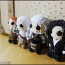 The Witcher Amigurumis - La Calabaza de Jack