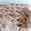 Sunny Spread Crochet Blanket