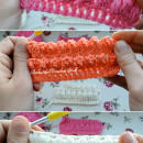 How to Make Puff, Bobble and PopCorn Stitches (Video)