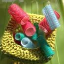 Toddler Toy - Curler Toss