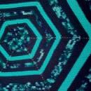 Grandson's Hexagon Blanket