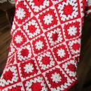 Granny Squre Baby Blanket