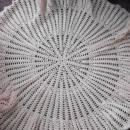 Crochet Pink Shawl