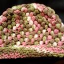 Puff Stitch Beanie