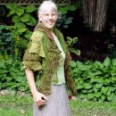 forest shawl