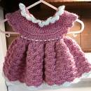 Newborn Shell Dress