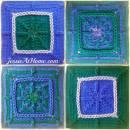 Kismet 12″ Square