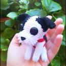 Dog Amigurumi - La Calabaza de Jack